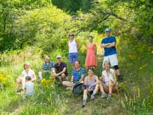 ramblers walking holiday bulgaria